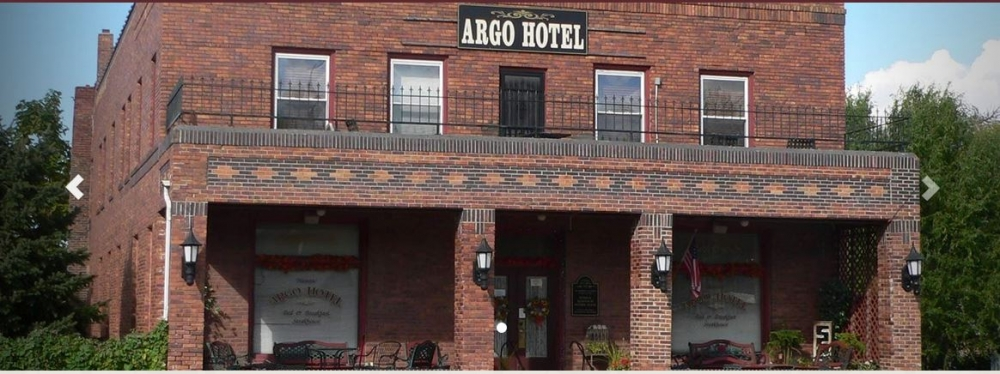 bed and breakfast inn for sale - The Historic Argo Hotel