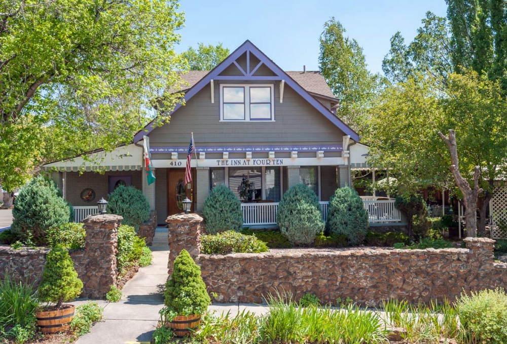 Arizona bed and breakfast inn for sale - The Inn at 410
