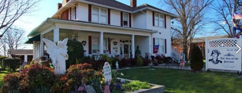 North-Carolina bed and breakfast inn for sale - The Inn of the Patriots
