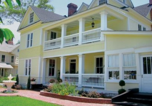 Georgia bed and breakfast inn for sale - Three Graces Manor and Restaurant