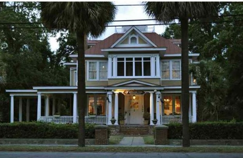 South-Carolina bed and breakfast inn for sale - Two Suns Inn