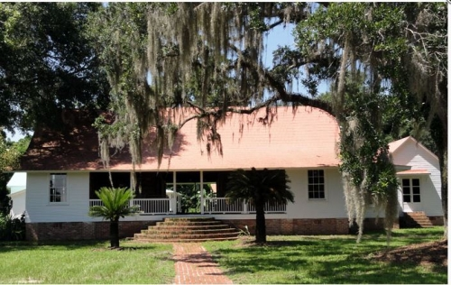 Florida bed and breakfast inn for sale - White Dog Plantation