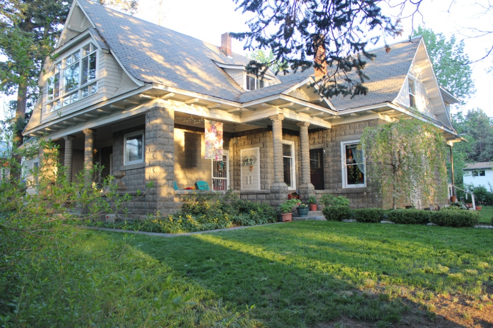 Idaho bed and breakfast inn for sale - Wylie Lauder House